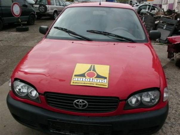 Toyota Corolla 1,4, foto 1 Náhradní díly a příslušenství, Ostatní | spěcháto.cz - bazar, inzerce zdarma