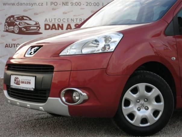 Peugeot Partner 1.6 16V 80KW Tepee Tendance, foto 1 Auto – moto , Automobily | spěcháto.cz - bazar, inzerce zdarma