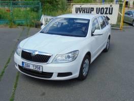 Škoda Octavia 1,6 LPG