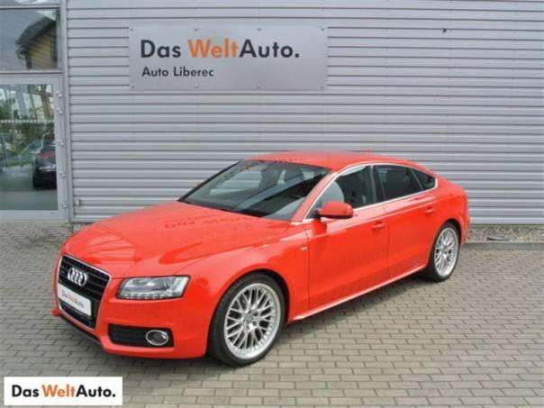 Audi A5 3.0 TDI DPF quattro S-tronic, foto 1 Auto – moto , Automobily | spěcháto.cz - bazar, inzerce zdarma