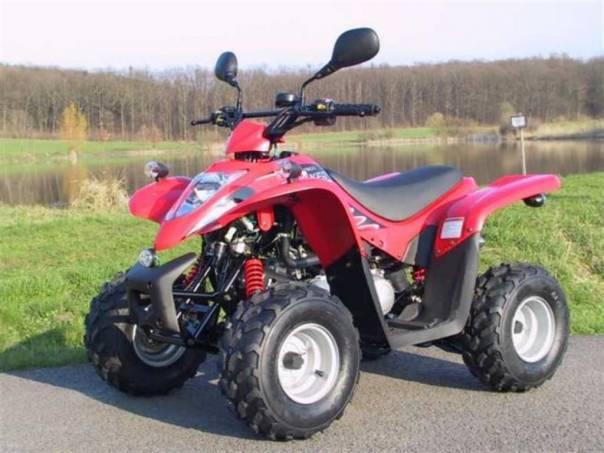Kymco Maxxer , foto 1 Auto – moto , Motocykly a čtyřkolky | spěcháto.cz - bazar, inzerce zdarma