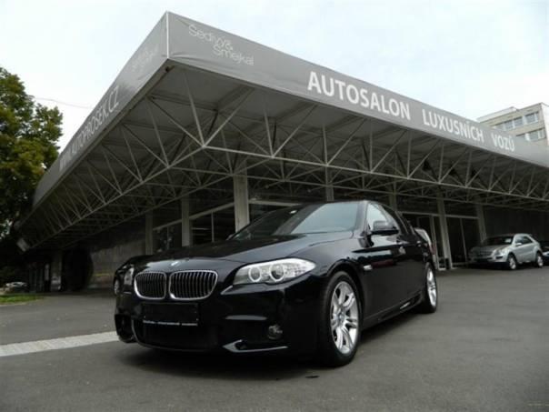 BMW Řada 5 520d M-Paket, foto 1 Auto – moto , Automobily | spěcháto.cz - bazar, inzerce zdarma