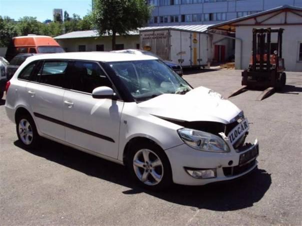 Škoda Fabia kombi 1.6 TDi ELEGANCE, foto 1 Auto – moto , Automobily | spěcháto.cz - bazar, inzerce zdarma