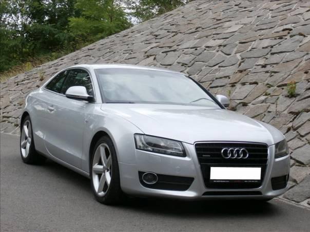 Audi A5 3.0TDi 176kW S-LINE GARANCE KM, foto 1 Auto – moto , Automobily | spěcháto.cz - bazar, inzerce zdarma