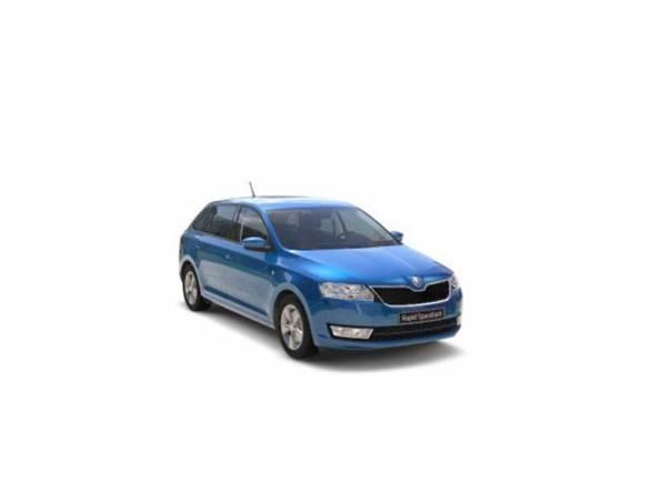 Škoda Rapid 1.2 Fresh Ambition  Spaceback, foto 1 Auto – moto , Automobily | spěcháto.cz - bazar, inzerce zdarma