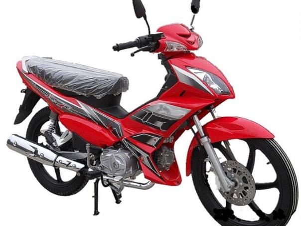 Znen ZN Moped CUB 110cc, SPZ, 2 osoby, foto 1 Auto – moto , Motocykly a čtyřkolky | spěcháto.cz - bazar, inzerce zdarma