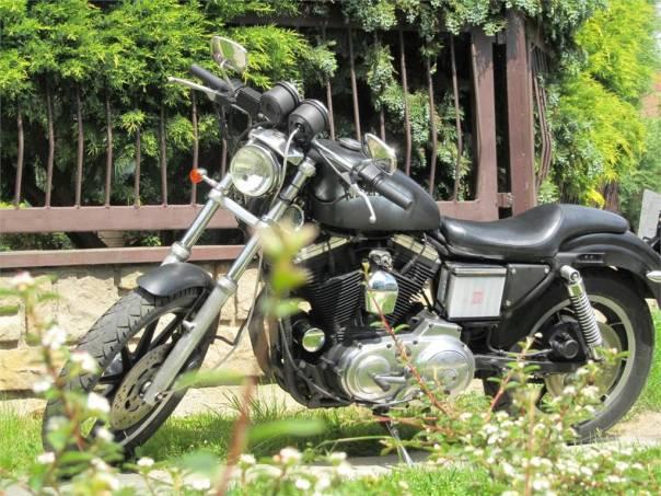 Harley-Davidson XLH Sportster1200 včetně dokladů , foto 1 Auto – moto , Motocykly a čtyřkolky | spěcháto.cz - bazar, inzerce zdarma