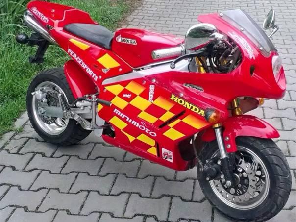 Honda CR Dětská, 50ccm, s nosností do 100kg, foto 1 Auto – moto , Motocykly a čtyřkolky | spěcháto.cz - bazar, inzerce zdarma