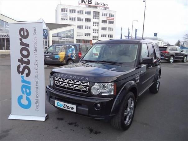 Land Rover Discovery 3,0   4 SDV6 AUT. HSE 7 MÍST, foto 1 Auto – moto , Automobily | spěcháto.cz - bazar, inzerce zdarma