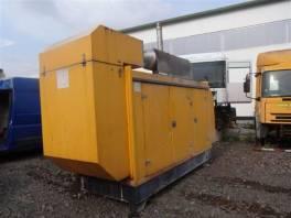 Dieselový elektrogenerátor- centrála