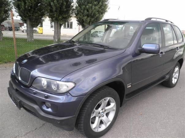 BMW X5 3,0 dA TOP STAV - světlá kůže, foto 1 Auto – moto , Automobily | spěcháto.cz - bazar, inzerce zdarma