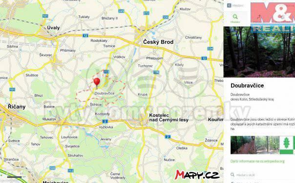Prodej pozemku, Doubravčice, foto 1 Reality, Pozemky | spěcháto.cz - bazar, inzerce