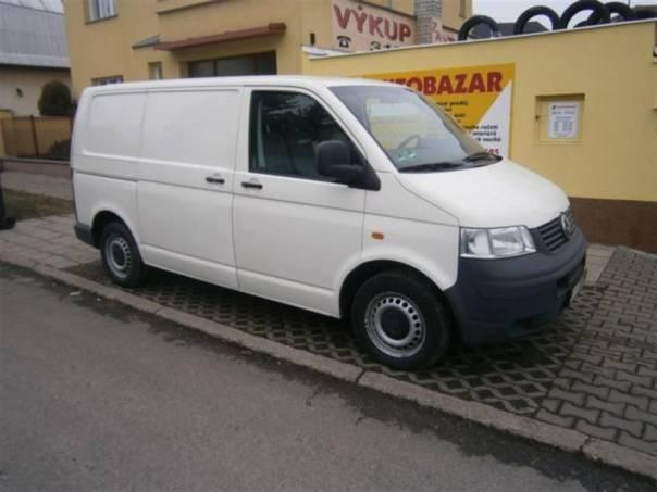 Volkswagen Transporter T5 1,9 TDI CHLADÍRENSKÝ, foto 1 Užitkové a nákladní vozy, Do 7,5 t | spěcháto.cz - bazar, inzerce zdarma