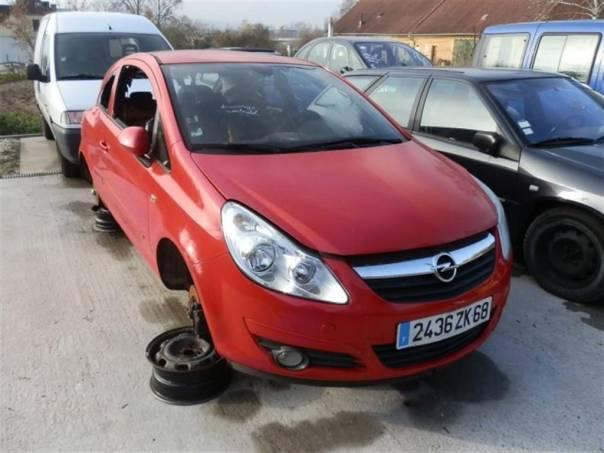 Opel Corsa 1.4i tel:, foto 1 Náhradní díly a příslušenství, Ostatní | spěcháto.cz - bazar, inzerce zdarma