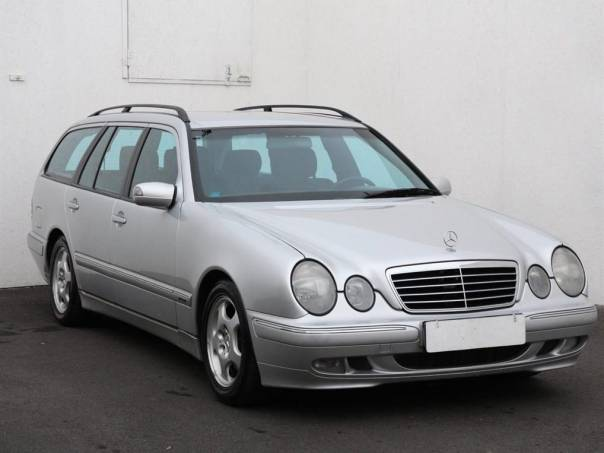 Mercedes-Benz Třída E  2.7 CDi, Serv.kniha, automat, foto 1 Auto – moto , Automobily | spěcháto.cz - bazar, inzerce zdarma