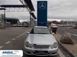 Mercedes-Benz Třída C 2,2 CDI C220 CDI