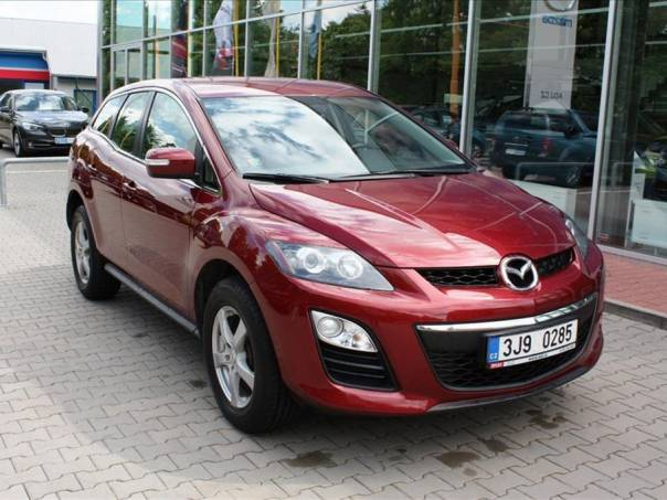 Mazda CX-7 2.2D 173k AWD Emotion, foto 1 Auto – moto , Automobily | spěcháto.cz - bazar, inzerce zdarma