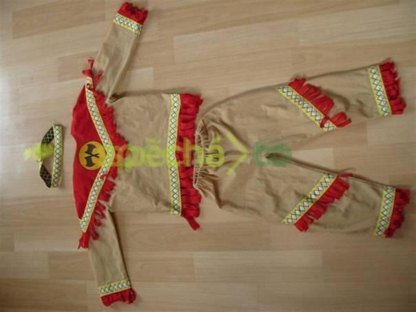 64d5e92370a Indiánský kostým dětský