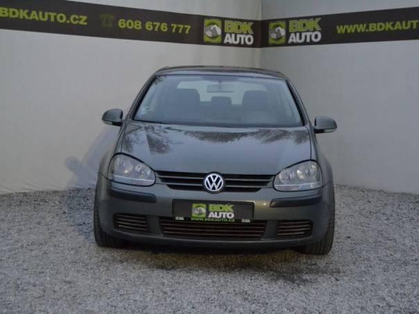 Volkswagen Golf V,1.9TDi,77kW,Klima, foto 1 Auto – moto , Automobily | spěcháto.cz - bazar, inzerce zdarma