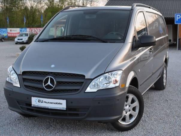 Mercedes-Benz Vito 109 2.2 CDI L ZÁRUKA 1 ROK, foto 1 Užitkové a nákladní vozy, Do 7,5 t | spěcháto.cz - bazar, inzerce zdarma