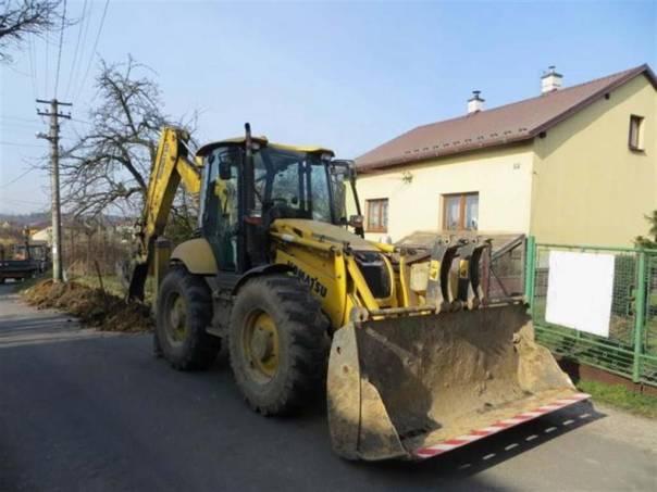 WB 93 S-5, foto 1 Pracovní a zemědělské stroje, Pracovní stroje | spěcháto.cz - bazar, inzerce zdarma