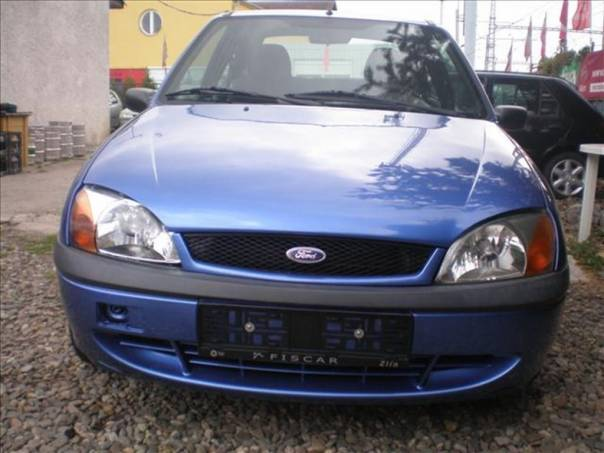 Ford Fiesta 1.2, foto 1 Auto – moto , Automobily | spěcháto.cz - bazar, inzerce zdarma
