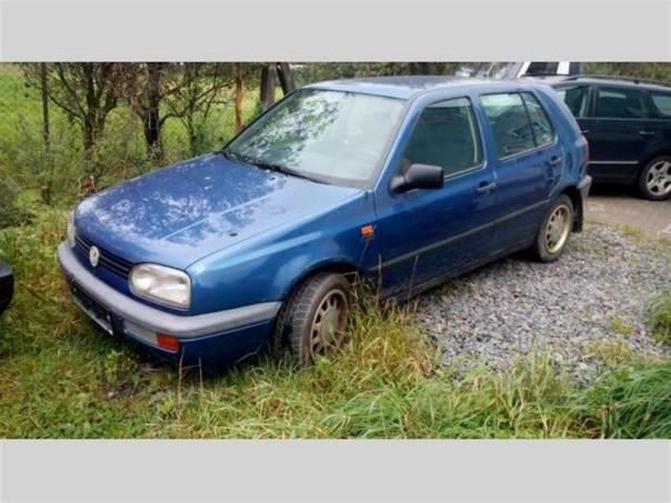 Volkswagen Golf 1.8i, foto 1 Auto – moto , Automobily | spěcháto.cz - bazar, inzerce zdarma
