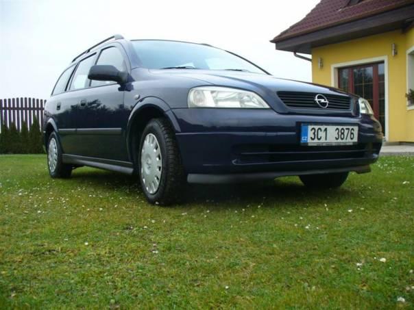 Opel Astra 1.6i combi, foto 1 Auto – moto , Automobily | spěcháto.cz - bazar, inzerce zdarma