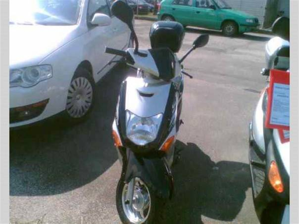 CityBike HN50QT-7, NOVÉ, foto 1 Auto – moto , Motocykly a čtyřkolky | spěcháto.cz - bazar, inzerce zdarma
