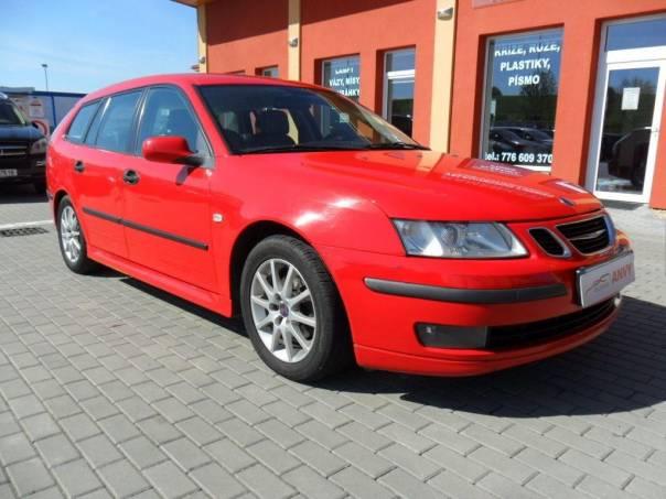 Saab 9.3 1,9 TiD VECTOR ; AUTOMAT, KŮŽE, foto 1 Auto – moto , Automobily | spěcháto.cz - bazar, inzerce zdarma