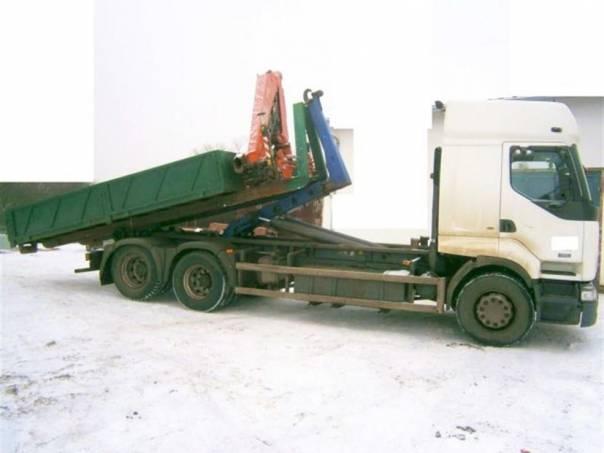 Renault, foto 1 Užitkové a nákladní vozy, Nad 7,5 t | spěcháto.cz - bazar, inzerce zdarma