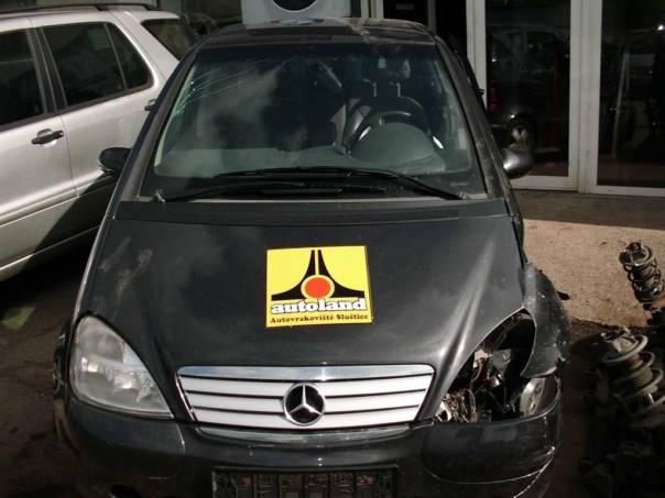 Mercedes-Benz Třída A 1,6, foto 1 Náhradní díly a příslušenství, Ostatní | spěcháto.cz - bazar, inzerce zdarma