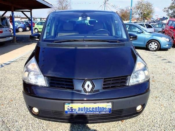 Renault Espace 2.2DCI MAT - 7 SEDADEL, foto 1 Auto – moto , Automobily | spěcháto.cz - bazar, inzerce zdarma