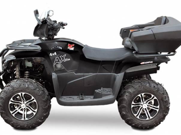 Access Motor AX700 LONG, foto 1 Auto – moto  | spěcháto.cz - bazar, inzerce zdarma