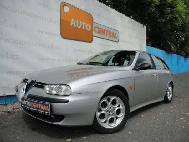Alfa Romeo 156 2.0Ts Sportwagon,klima, foto 1 Auto – moto , Automobily | spěcháto.cz - bazar, inzerce zdarma