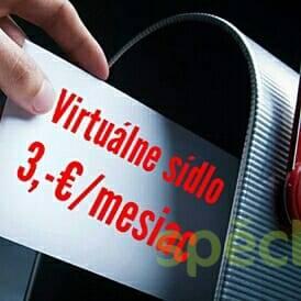 Založenie s.r.o., Virtuálne sídlo, foto 1 Obchod a služby, Firemní poradenství | spěcháto.cz - bazar, inzerce zdarma