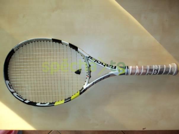 Prodám použitou tenisovou raketu Babolat  98c639d0b7b