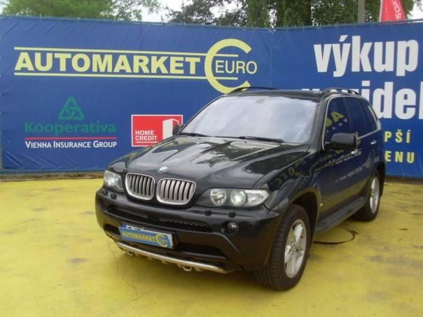BMW X5 3.0D 160KW, foto 1 Auto – moto , Automobily | spěcháto.cz - bazar, inzerce zdarma
