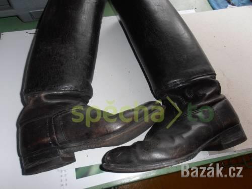 Prodám krojové boty 193c303f4d