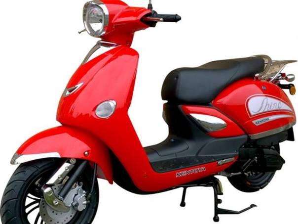Kentoya  SHINE 125 4T, foto 1 Auto – moto , Motocykly a čtyřkolky | spěcháto.cz - bazar, inzerce zdarma