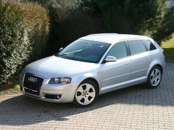 Audi A3 2.0 TDi  SPORTBACK ambition, foto 1 Auto – moto , Automobily | spěcháto.cz - bazar, inzerce zdarma