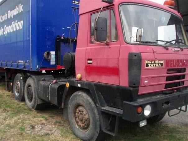 815 NTH22 6x6, foto 1 Užitkové a nákladní vozy, Nad 7,5 t | spěcháto.cz - bazar, inzerce zdarma