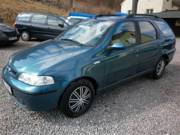 Fiat Palio 1,9 JTD MALÁ SPOTŘEBA, foto 1 Auto – moto , Automobily | spěcháto.cz - bazar, inzerce zdarma