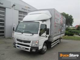 Mitsubishi Canter 3,0   CANTER 7C18 Klima , Užitkové a nákladní vozy, Do 7,5 t    spěcháto.cz - bazar, inzerce zdarma