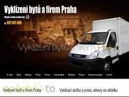 Vyklízení bytů a firem Praha , Obchod a služby, Úklid a údržba  | spěcháto.cz - bazar, inzerce zdarma