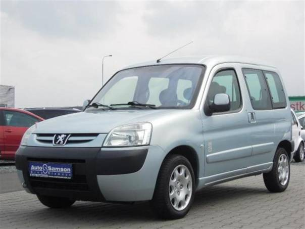 Peugeot Partner 1.6HDi *KLIMATIZACE*RUNCH*, foto 1 Auto – moto , Automobily | spěcháto.cz - bazar, inzerce zdarma