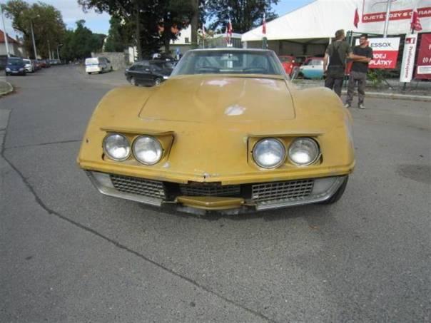 Corvette C3 T TOP 350 CUI V8 A, foto 1 Auto – moto , Automobily | spěcháto.cz - bazar, inzerce zdarma