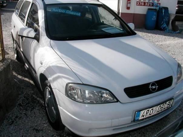Opel Astra 1.7 DTi, foto 1 Auto – moto , Automobily | spěcháto.cz - bazar, inzerce zdarma