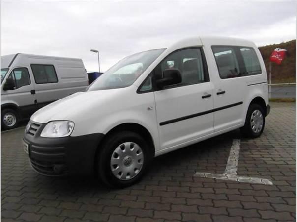 Volkswagen Caddy 1.9 5 míst klima č.82., foto 1 Užitkové a nákladní vozy, Do 7,5 t   spěcháto.cz - bazar, inzerce zdarma