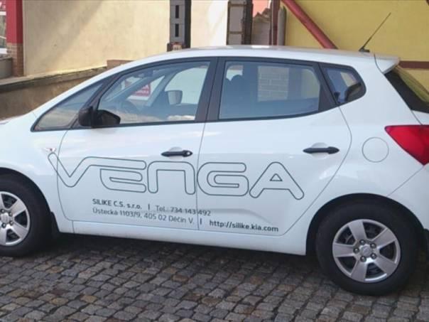 Kia Venga YN 1,4 CVVT ANNIVERSAR  1.4 CVVT ANNIVERSARY, foto 1 Auto – moto , Automobily | spěcháto.cz - bazar, inzerce zdarma